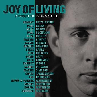 Various Artist - Joy of Living: A Tribute to Ewan Maccoll [CD] USA import