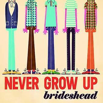 Brideshead - aldrig vokse op [CD] USA importerer