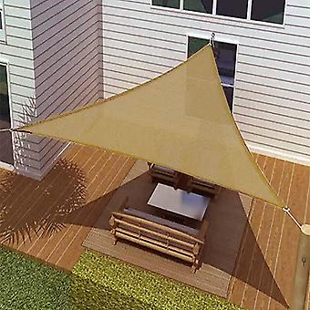 Modern Home Sail Shade Right Triangle (16.5' x 16.5' x 23')
