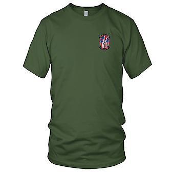US Navy VF-161 Rock Rivers Embroidered Patch - Ladies T Shirt