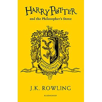 Harry Potter/Philosophers Hufflepuff Edn by Rowling J. K.