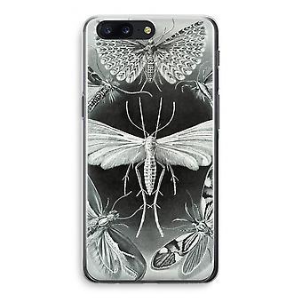 OnePlus 5 Transparant Case - Haeckel Tineida