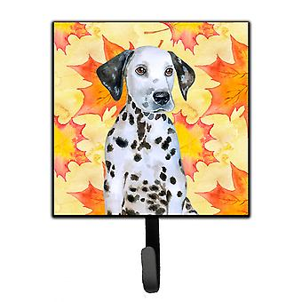Carolines Treasures  BB9969SH4 Dalmatian Puppy Fall Leash or Key Holder