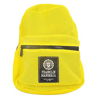 Franklin & Marshall Ua968 Polyester Sun Yellow Bag