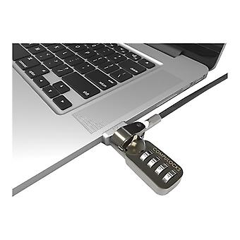 Maclocks The Ledge-system security kit-silver-Apple MacBook Air (11.6-inch, 13.3 inches)