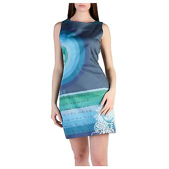 Desigual Women Dresses Blue