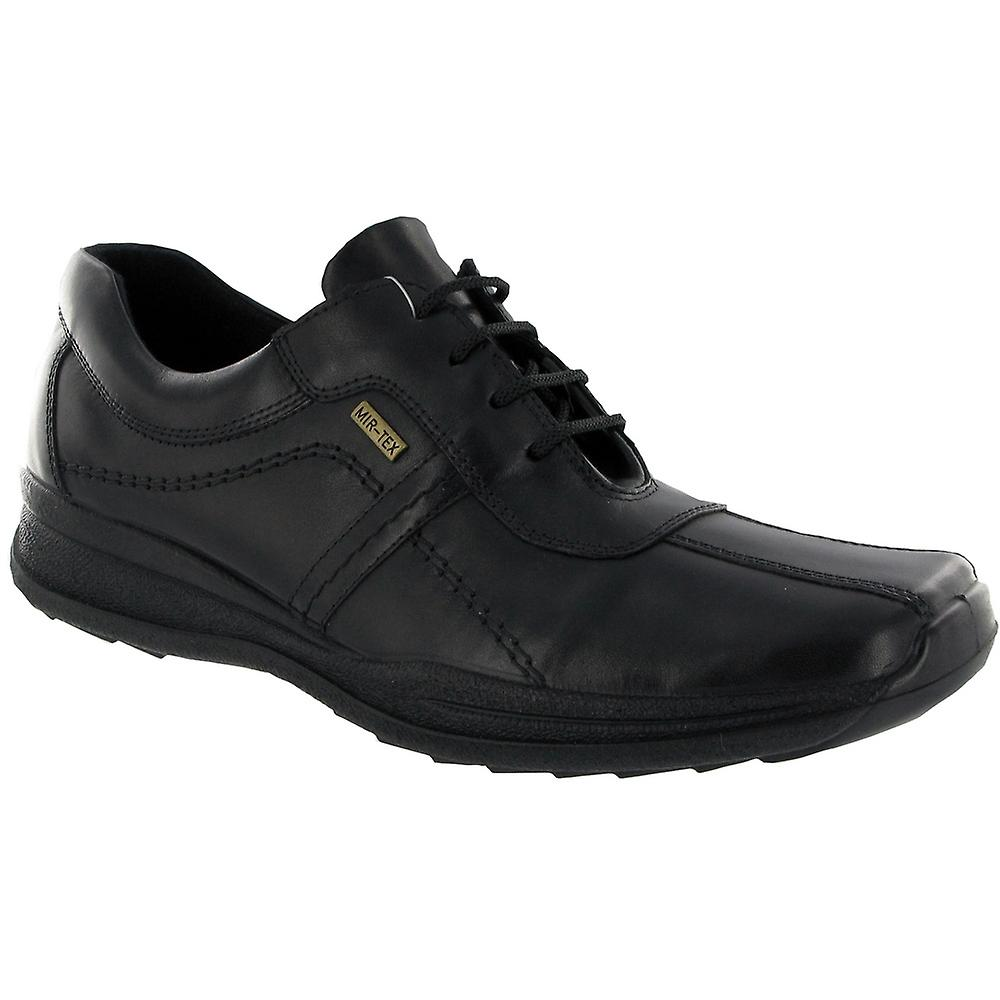 Cotswold Waterproof Mens Cam Leather Waterproof Cotswold Casual Oxford Shoe Black 745fcb