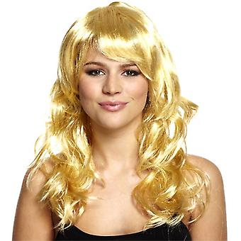 70's Icon Blonde Wig