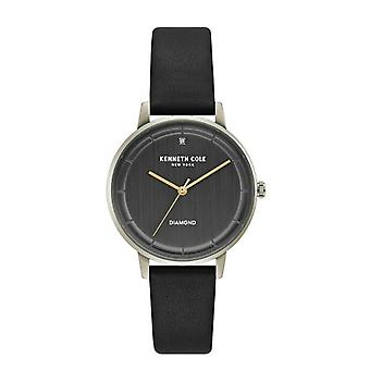Kenneth Cole New York women's wrist watch analog quartz leather KC50010002
