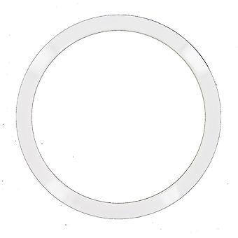 TW Сталь Марк Coblen издание Ø 42 мм - 45A керамического безеля белый черный