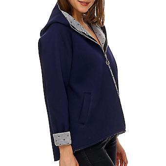 Ladies Hooded jacket Softshell Optik Blouson One Size