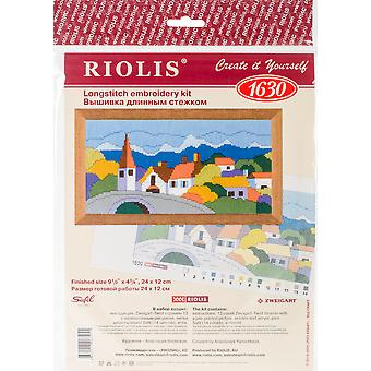 Riolis Stamped Cross Stitch Kit 9.5