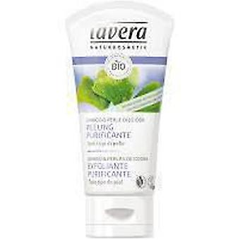 Lavera Ginkgo and Jojoba Purifying Scrub 50 ml