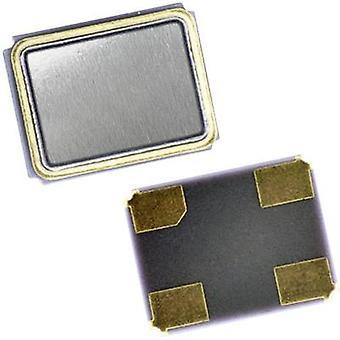 Crystal oscillator EuroQuartz 20.000MHz XO22050UITA SMD HCMOS 20.000 MHz 2.5 mm 2 mm 0.95 mm
