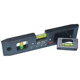 C.K. T3482 Spirit level 21 cm 1 mm/m Calibrated to: Manufacturer's standards (no certificate)