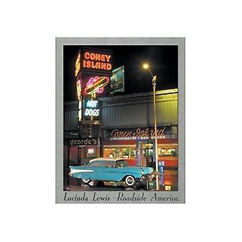 Coney Island Chevy metalowy znak