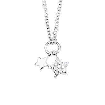 s.Oliver jewel children and juvenile chain Silver Star 2022697