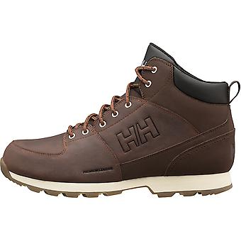 Helly Hansen Mens Tsuga Waterproof Leather Retro Ankle Boots