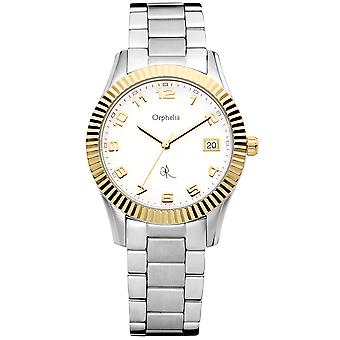 ORPHELIA Ladies Analogue Watch Positive Feeling Silver Stainless steel 132-2705-18