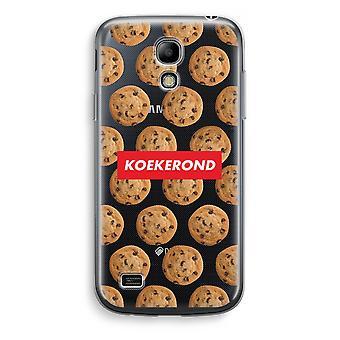 Samsung Galaxy S4 Mini Transparent Case - Koekerond