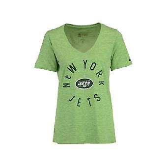 New York Jets NFL Nike Dri-Fit Touch Women's Tee