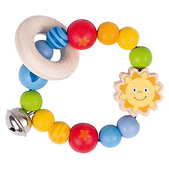 Heimess Touch Ring Rattle elástico sol