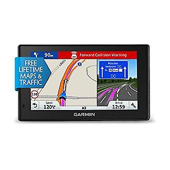 Garmin DriveAssist 51LMT-S 5-inch sat nav with Built-in Dash Cam, Lifetime Map Updates for UK, Ireland and Full Europe