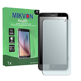 Nokia Lumia 1320 Screen Protector - Mikvon Health (Retail Package with accessories) (reduced foil)