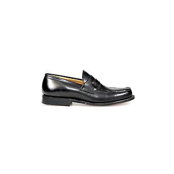 CHURCH'S WESLEY BLACK LOAFER