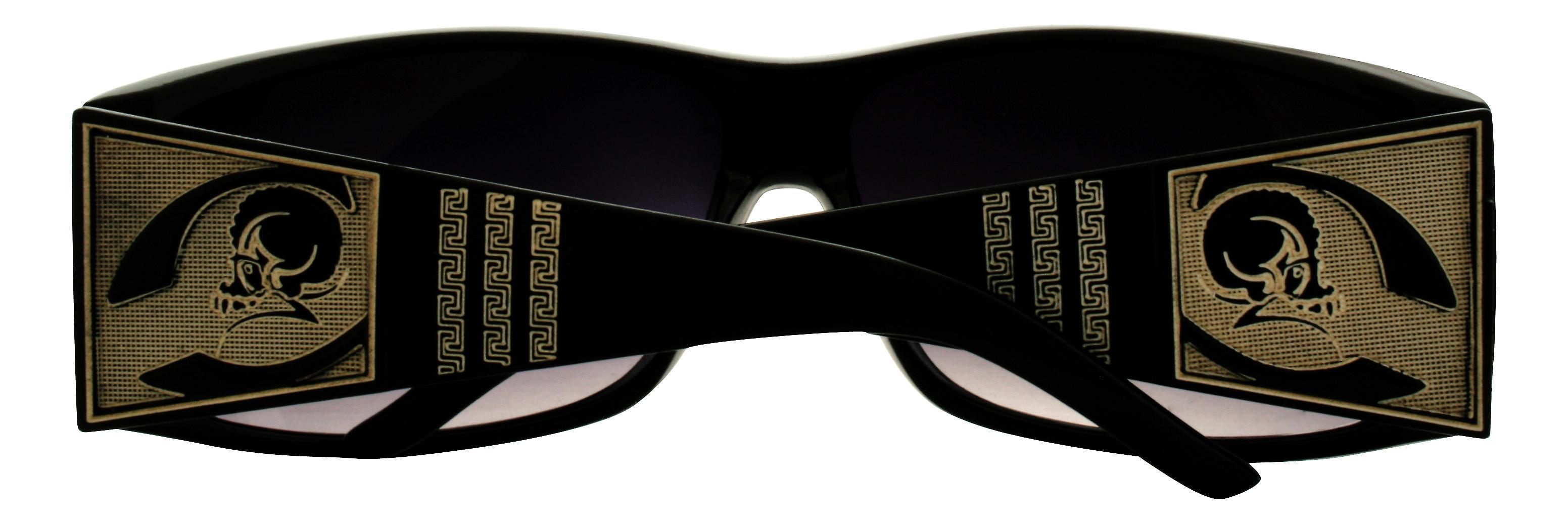 Waooh - occhiali da sole TS834 - modello tribale - categoria 3 - occhiali da sole UV400 protezione