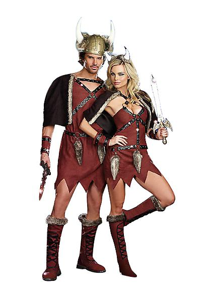 Waooh 69 - Viking Woman Costume Sexy Viki