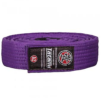 Tatami Fightwear BJJ Gi cinturón púrpura