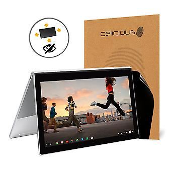 Celicious Privacy Plus 4-Way Anti-Spy Filter Screen Protector Film Compatible with Google Pixelbook