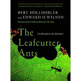 اد النمل-الحضارة بغريزة من بيرت هولدوبلير-ليفكوتير