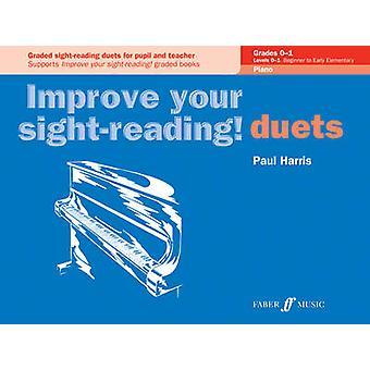 Duets Piano Grades Pre-Grade 1 to Grade1 by Paul Harris - 97805715240