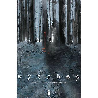 Wytches - Volume 1 by Scott Snyder - Jock - 9781632153807 Book