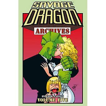 Salvaje - volumen 5 - archivos de Dragon de Erik Larsen - Erik Larsen - 978