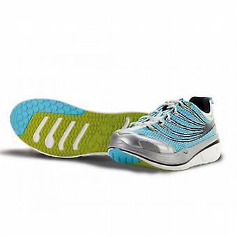 Kailua Tarmac Road Running Shoes Womens LightBlue/argento/bianco