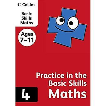 Collins-Praxis in den Grundfertigkeiten - Mathe Buch 4