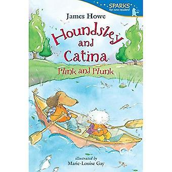 Houndsley Catina Plink y Plunk