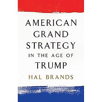 Géostratégie américaine in the Age of Trump
