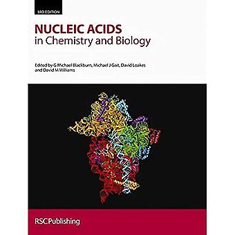 Acides nucléiques en chimie et en biologie