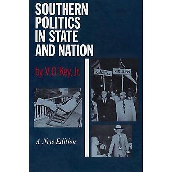 Politique du Sud dans l'état et la Nation