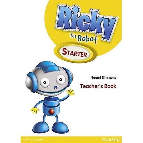 Ricky the Robot Starter Teachers Book