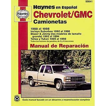 Chevrolet/GMC Camionetas: (88-98)