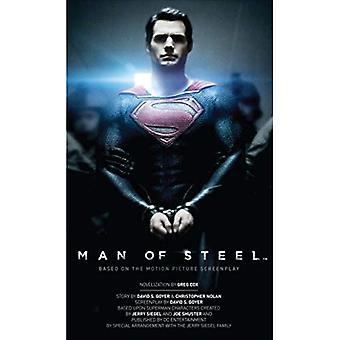 Homme d'acier: la Novelization officiel du film