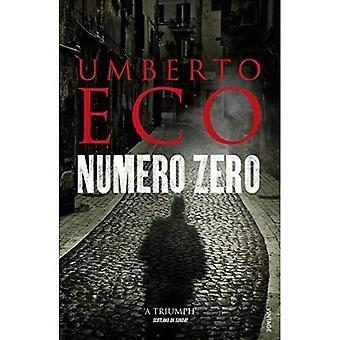 Numero cero