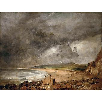 Weymouth Bay,John Constable,50x40cm