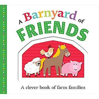 A Barnyard of Friends (Picture Fit) [Board book]