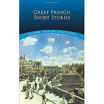 Great French Short Stories (Dover Thrift)